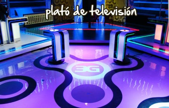 vinilos para plato de television